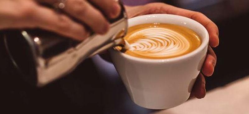 Koffie aan boord